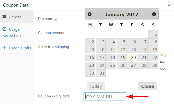 Woocommerce how to manage coupons on your store learnwoo fandeluxe Choice Image