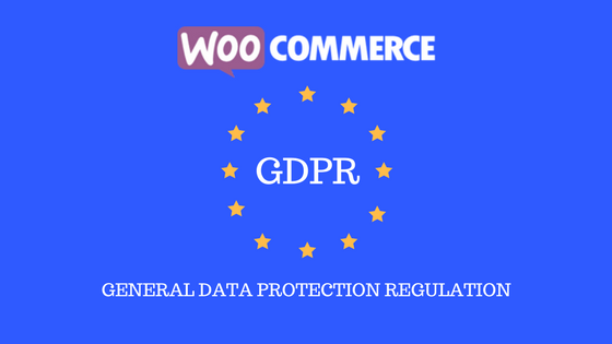 header image for WooCommerce GDPR article