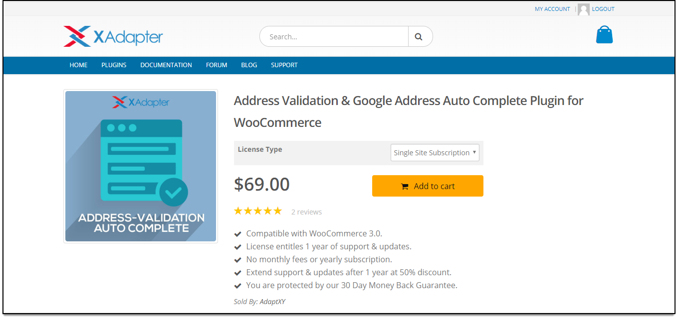 Top WooCommerce Address Validation & Autocomplete Plugins | Address Validation & Google Address Autocomplete Plugin for WooCommerce
