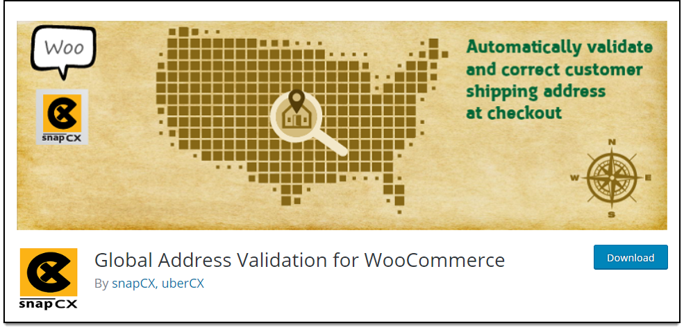 Top WooCommerce Address Validation & Autocomplete Plugins | Global Address Validation for WooCommerce