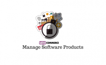 header image for Software Products WooCommerce article
