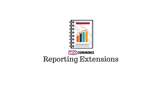 header image for WooCommerce reporting extensions